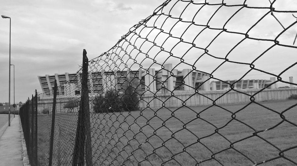 Esterno del carcere di Sollicciano